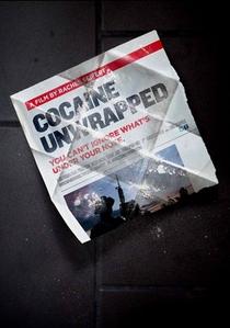 Cocaine Unwrapped - Poster / Capa / Cartaz - Oficial 1