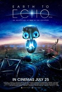 Terra para Echo - Poster / Capa / Cartaz - Oficial 2
