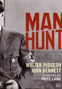 O Homem que Quis Matar Hitler - Poster / Capa / Cartaz - Oficial 4