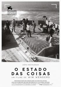 O Estado das Coisas - Poster / Capa / Cartaz - Oficial 4