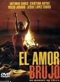 Amor Bruxo - Poster / Capa / Cartaz - Oficial 2