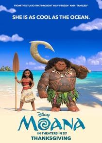 Moana: Um Mar de Aventuras - Poster / Capa / Cartaz - Oficial 9