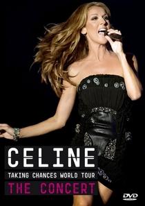 Celine:  Taking Chances World Tour - The Concert - Poster / Capa / Cartaz - Oficial 1