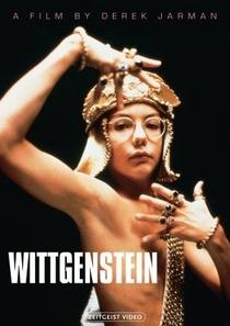 Wittgenstein  - Poster / Capa / Cartaz - Oficial 1