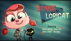 "CGI Animated Shorts HD: ""Bonnie & the Loricat"" - by Sasha Kaspy, Yiyi Zhang, Bruno Laurent"