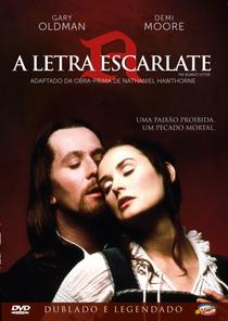 A Letra Escarlate - Poster / Capa / Cartaz - Oficial 5
