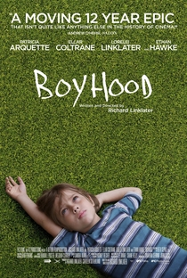 Boyhood: Da Infância à Juventude - Poster / Capa / Cartaz - Oficial 1