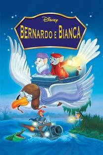 Bernardo e Bianca - Poster / Capa / Cartaz - Oficial 7