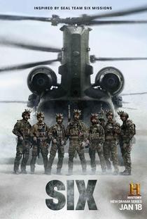 Six (1ª Temporada) - Poster / Capa / Cartaz - Oficial 2