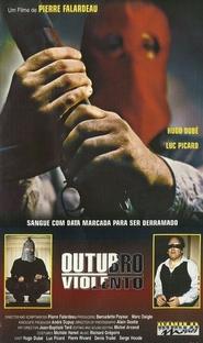 Outubro Violento - Poster / Capa / Cartaz - Oficial 1