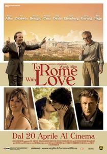Para Roma Com Amor - Poster / Capa / Cartaz - Oficial 1