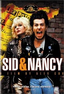 Sid & Nancy - O Amor Mata - Poster / Capa / Cartaz - Oficial 2