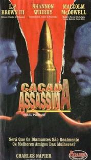 Caçada Assassina - Poster / Capa / Cartaz - Oficial 1