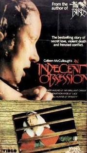 Obsessão Indecente - Poster / Capa / Cartaz - Oficial 1