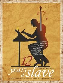 12 Anos de Escravidão - Poster / Capa / Cartaz - Oficial 6