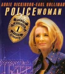 Police Woman (4ª Temporada)  - Poster / Capa / Cartaz - Oficial 1