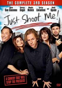 Just Shoot Me! (3ª Temporada) - Poster / Capa / Cartaz - Oficial 1