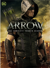 Arrow (4ª Temporada) - Poster / Capa / Cartaz - Oficial 5