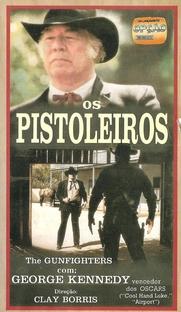 Os Pistoleiros - Poster / Capa / Cartaz - Oficial 1