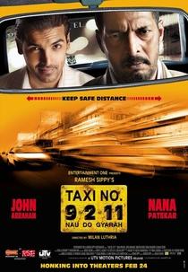 Taxi No. 9211 - Poster / Capa / Cartaz - Oficial 3
