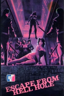 Escape from Women's Hell Hole - Poster / Capa / Cartaz - Oficial 1