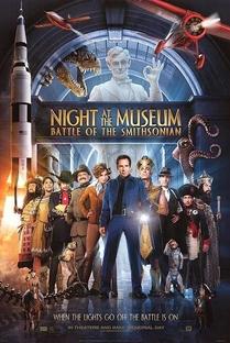 Uma Noite no Museu 2 - Poster / Capa / Cartaz - Oficial 1