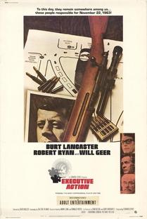 Assassinato de um Presidente - Poster / Capa / Cartaz - Oficial 1