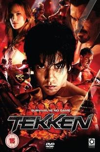 Tekken - Poster / Capa / Cartaz - Oficial 5