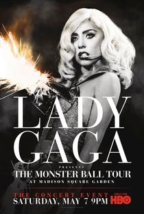 Lady Gaga Presents: The Monster Ball Tour - Poster / Capa / Cartaz - Oficial 1