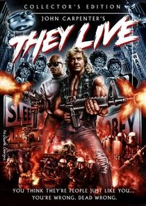 Eles Vivem - Poster / Capa / Cartaz - Oficial 12