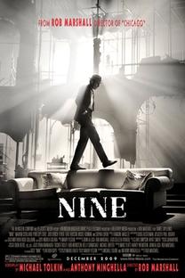 Nine - Poster / Capa / Cartaz - Oficial 4