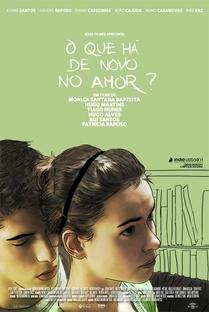 O que Há de Novo no Amor? - Poster / Capa / Cartaz - Oficial 1