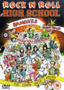 Rock 'N' Roll High School - Poster / Capa / Cartaz - Oficial 5