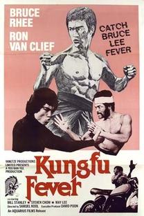 The Kung Fu Fever - Poster / Capa / Cartaz - Oficial 1
