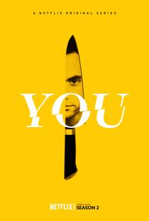 Você (2ª Temporada) - Poster / Capa / Cartaz - Oficial 2