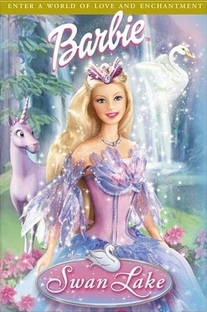 Barbie - Lago dos Cisnes - Poster / Capa / Cartaz - Oficial 2