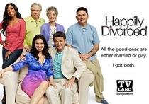 Happily Divorced  (1ª temporada) - Poster / Capa / Cartaz - Oficial 2