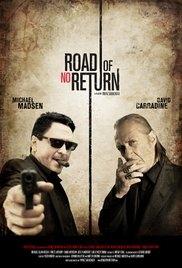 Road of No Return - Poster / Capa / Cartaz - Oficial 2