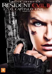 Resident Evil 6 - O Capítulo Final - Poster / Capa / Cartaz - Oficial 19