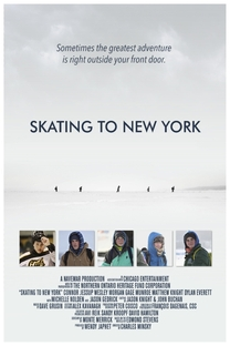 Skating to New York - Poster / Capa / Cartaz - Oficial 1