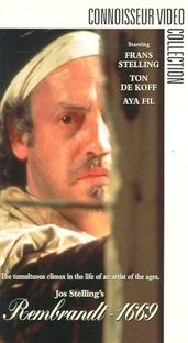 Rembrandt Fecit 1669 - Poster / Capa / Cartaz - Oficial 2