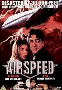 Air Speed - Sem Controle - Poster / Capa / Cartaz - Oficial 3