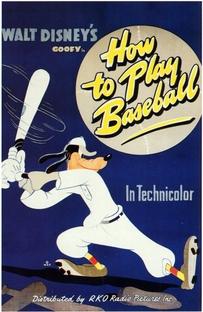 Como Jogar Beisebol - Poster / Capa / Cartaz - Oficial 1