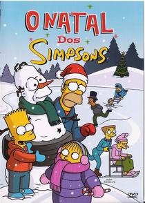 O Natal dos Simpsons - Poster / Capa / Cartaz - Oficial 1