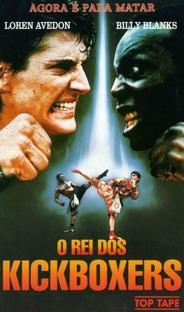 O Rei dos Kickboxers - Poster / Capa / Cartaz - Oficial 1