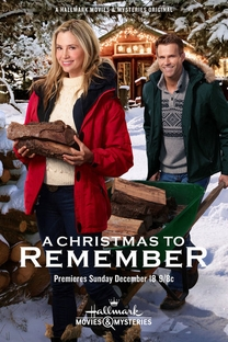 A Christmas to Remember - Poster / Capa / Cartaz - Oficial 1