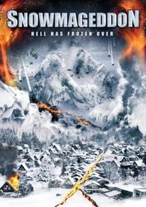 Catástrofe Glacial - Poster / Capa / Cartaz - Oficial 1