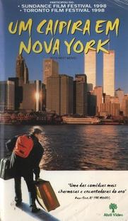 Um Caipira em Nova York - Poster / Capa / Cartaz - Oficial 2