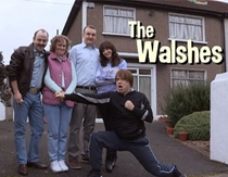 The Walshes - Poster / Capa / Cartaz - Oficial 1