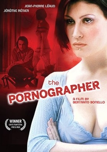 O Pornógrafo  - Poster / Capa / Cartaz - Oficial 2